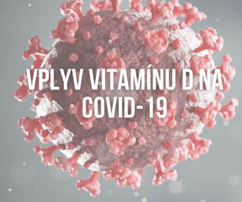 Vplyv vitamínu D na COVID-19