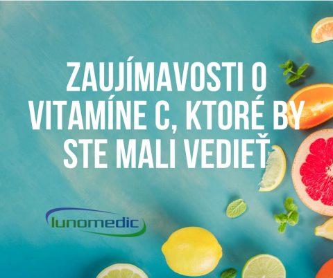 Zaujímavosti o vitamíne C, ktoré by ste mali vedieť