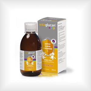 vitaglucan sirup pre deti s aktívnym glukánom